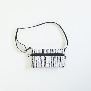 Sacoche (Hiroshi Nishimata Monochrome Stripe)