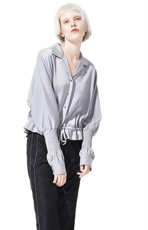2018AW 1483011051.0006 袖シャーリングシャツ