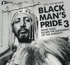【残りわずか/LP】V.A. - (Soul Jazz Records Presents) Studio One Black Man's Pride 3