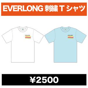EVERLONG 刺繍Tシャツ