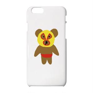 クマレスラー #1 iPhone case