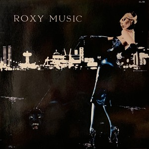 【LP】ROXY MUSIC/For Your Pleasur