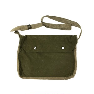 """[DEADSTOCK] 40's """"FRENCH ARMY"""" SHOULDER BAG"""