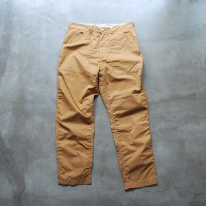 White Mountaineering TRIPLE STITCHED 6 POCKET PANTS