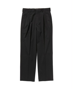 N.HOOLYWOOD STRETCH TUCK WIDE PANTS / 1201-PT11-031pieces