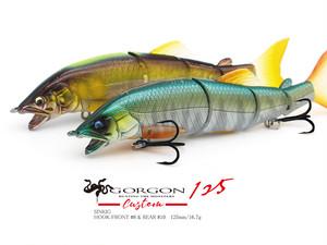 GORGON-125 custom