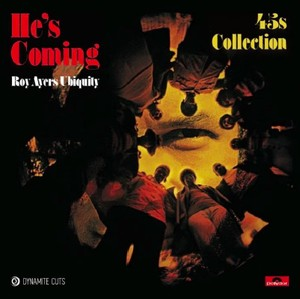 """【7""""】Roy Ayers - He's Coming"""