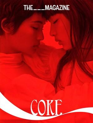 THE (UNDERSCORE) MAGAZINE - COKE【PDF EDITION】