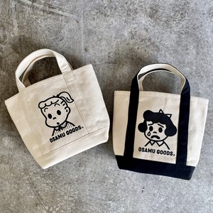 OSAMU GOODS - canvas bag