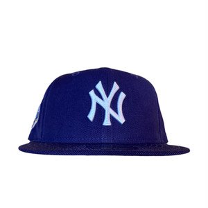 NEW ERA New York Yankees 1998 World Series 59Fifty Fitted / Purple×White