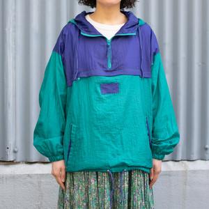 Switched Anorak Jacket