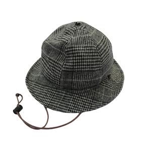 japow bell hat (glen plaid)