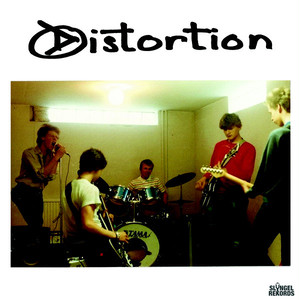 DISTORTION - s/t  7""