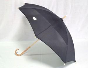 お墓参りにも連れて行って!絽から作った日傘