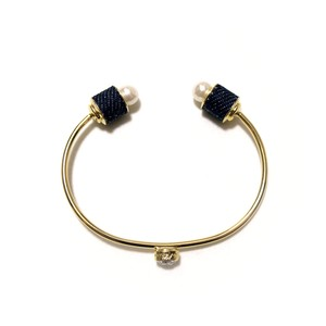 ELLA Bangle /INDIGO