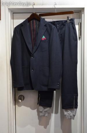 uniform experiment セットアップ