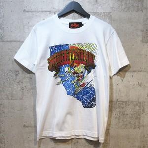 SUNNY C SIDER 16SS DEADプリントTシャツ