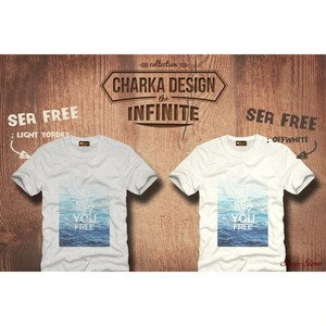 Sea free Art Printing T-Shirts