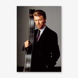 "David Bowie by Masayoshi Sukita ""JUST FOR ONE DAY"" ポストカード"