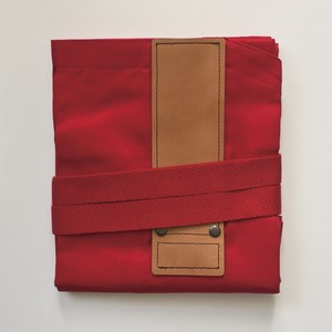 REDxBROWN HASHIRA-JYU mitten pocket set