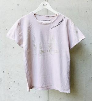 MAGLIA(マリア) T-2307S Tシャツ クルネック サンドベージュ