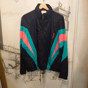 90s adidas nylon zip up jacket