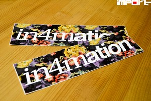 in4mation Sticker