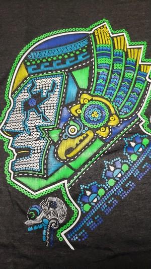 2   ドクトルワグナーJr Tシャツ サイズL メキシコ直輸入