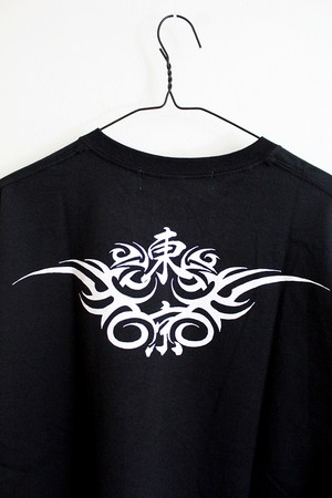 "LONELY論理#10 ""ORA ORA TRIBAL GANG"" T-SHIRTS"