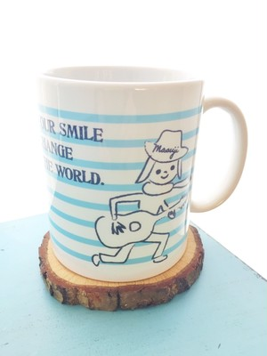 【SOLD OUT】MASUJI★MUG