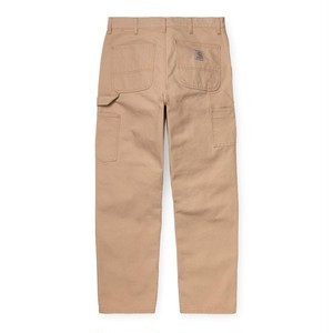 【Carhartt WIP】 RUCK SINGLE KNEE PANT (H Brown rinsed) カーハート シングルニーパンツ