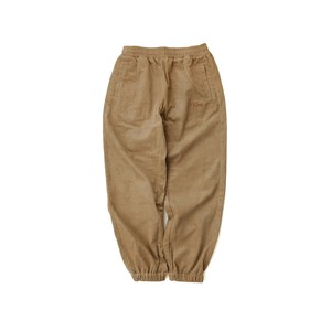 CORDUROY WIDE PANTS【BEIGE】
