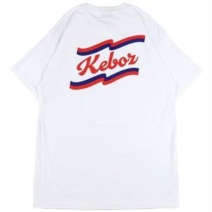 KL S/S TEE WHITE