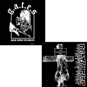 G.A.T.E.S:AGATHOCLES/SPLIT EP