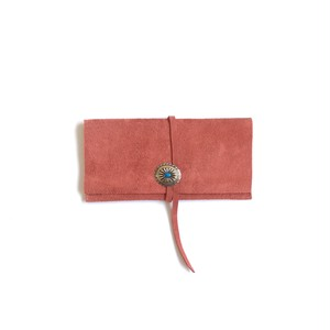 Sunglasses Case -salmon-pink-