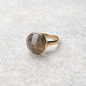 SINGLE STONE NON-ADJUSTABLE RING 164