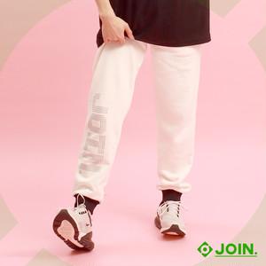 WHITE SWEAT PANTS 数量限定!!