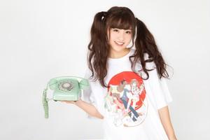 おさかなゼリー × 河村友歌コラボTシャツ