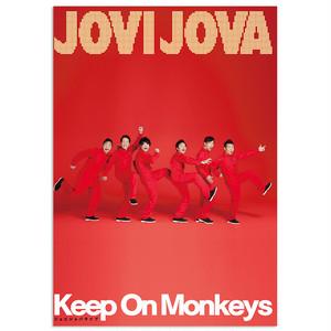 JOVIJOVA LIVE『Keep On Monkeys』パンフレット