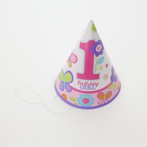 Birthdayとんがり帽子 4個セット