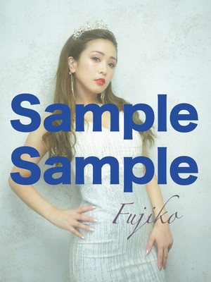 Fujikoポートレート-Dress-F