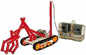 リモコンロボット(クローラータイプ)(タミヤ)組立キット