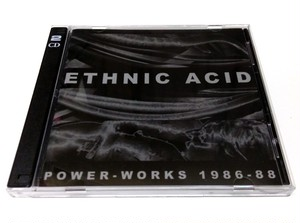 [USED] Ethnic Acid - Power-Works 1986-88 (2009) [2CD]