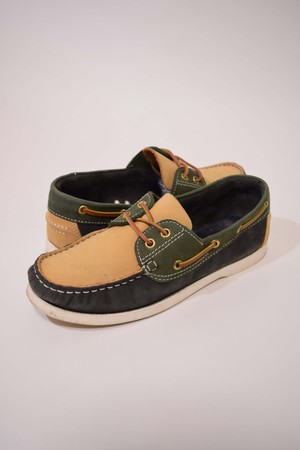 【27.0cm寸】Deck shoes デッキシューズ 42 400616190804