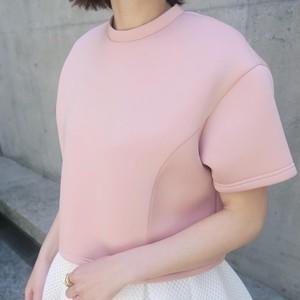 ボンディングトップス(ピンク)