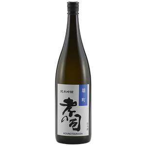 Konotsukasa Omachi Junmaiginjo | 1.8L