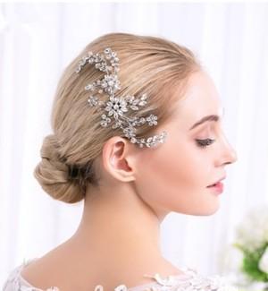 wedding headdress(crystal)