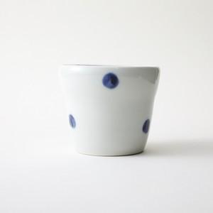 水玉カップ
