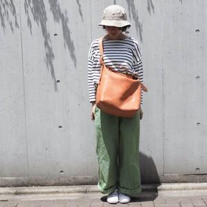 Shoulder bag 02/L (レザーショルダーバッグ)
