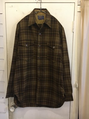 "old ""pendleton"" wool shirts"